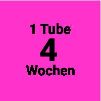 1 Tube 4 Wochen
